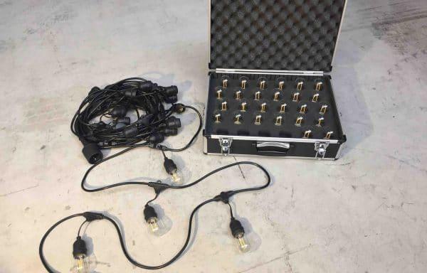 LED string + case (NEW)