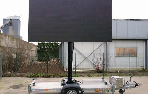 LED Trailer 6,2sqm – Luxibel P8 (used)