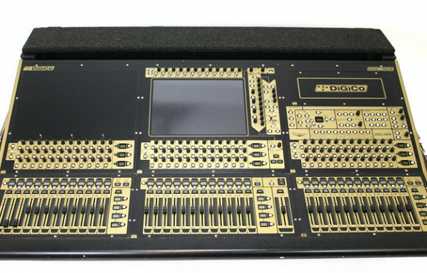 Digico SD8 (incl. Madirack) (used)