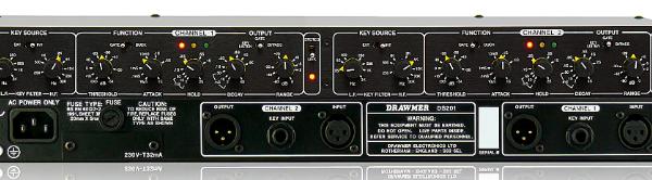 Drawmer DS201 Dual Gate (used)