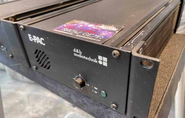 d&b Audiotechnik E-Pac (used)