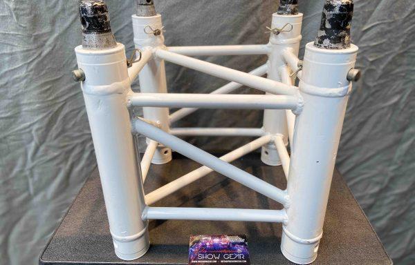 Prolyte H30V 29cm Truss – White (used)