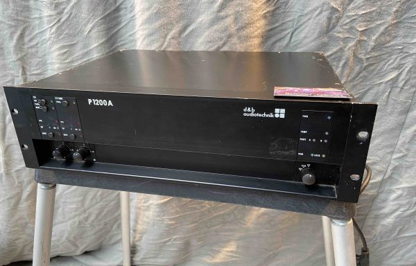 d&b Audiotechnic P1200A Amplifier (used)