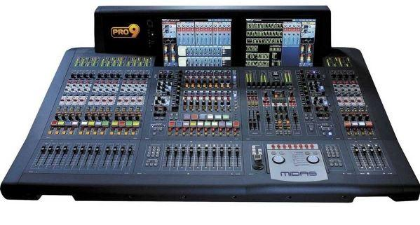 Midas PRO9 with DL371 (used) (SOLD)