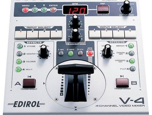 Roland Edirol V4 (used)