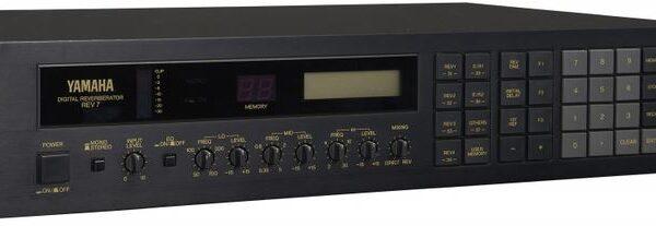 Yamaha REV7 Digital Reverberator (used)