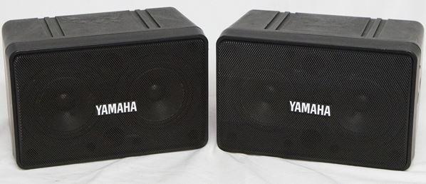 Yamaha S22 speakers (used)