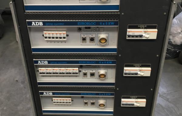 ADB Dimmer 24x5KW (used)