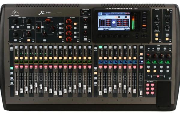 Behringer X32 Digital Audio Mixer (used)