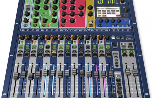 Soundcraft Si Expression 1 16CH Digital Audio Mixer (used)