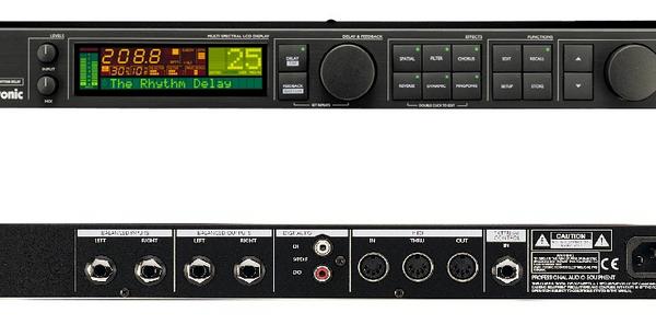 TC Electronics D-TWO Multitap Rhythm Delay (used)