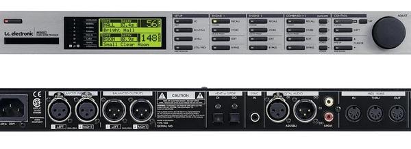 TC Electronics M3000 Digital Reverb (used)