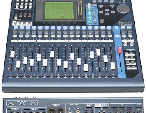 Yamaha 01V96 Digital Audio Mixer (used)