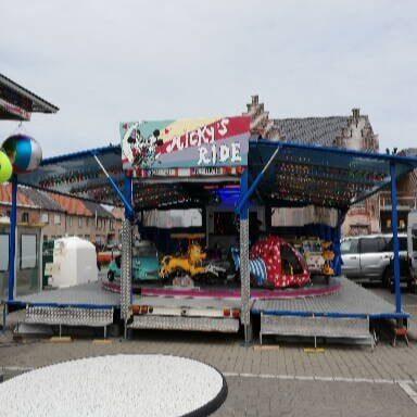 Fairground attraction (used)