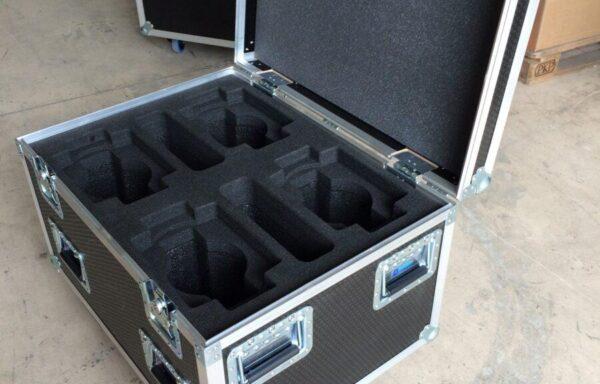 Flight-case Chauvet R1 Wash per 4pcs (NEW)